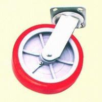 Wholesale Medium-Duty Caster with Heat-Treated Double Ball Raceway from china suppliers