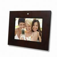Wholesale 12-inch Digital Photo Frame with USB Jack and Landscape Stand from china suppliers
