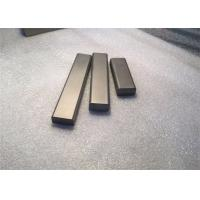 China Hip Processed Carbide Wear Strips , Professional Tungsten Carbide Square Bar For Vsi Crusher Machine on sale