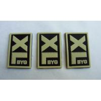 Wholesale PVC Patch/Label for garments/shoes/bags from china suppliers