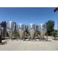 China 3000L 4000L 5000L beer fermentation tank for large beer brewery equipment brew system for sale