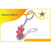 Wholesale Imitation Hard Promotional Keychains With Nickle Plating , custom 3D keychain from china suppliers