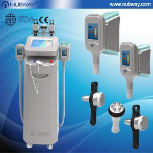 Wholesale tripolar rf vacuum slimming machine from china suppliers