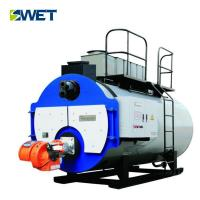 Wholesale Quick loading 10t/h Gas Oil Boiler for Paper industry , high efficiency gas steam boiler from china suppliers