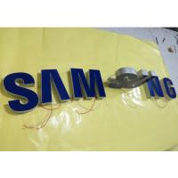 Quality Samsung  Lighted Channel Letters  Injection Plastic Cover Wall Mounted Letters with Inventory for sale