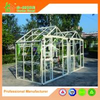 Wholesale Durable Quick Assembly Aluminum Glasshouse - 511X195X250CM (L X W X H) from china suppliers