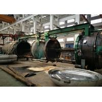 Wholesale 0.4Mpa Horizontal Pressure Leaf Filter / Oil Refining Capacity 0.2 T/H·㎡ from china suppliers