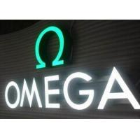 China Face Lit Fabricated 3D LED Channel Letters Signage For Business Store Logo on sale