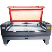 Multifunctional Shoes Laser Cutting Machine 150w / 180w For Upper Vamp