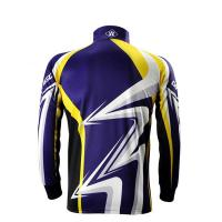 China Comfortable Outdoor Fishing Clothing Youth Fishing Jersey All Sizes Available for sale