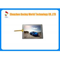 TFT LCD Panel, 5.7inch, with Resistive touchscreen, RGB interface,33pins, for industrial equipment
