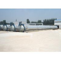 Wholesale High Temperature Side Opening AAC Autoclave , AAC Block Making Machine from china suppliers