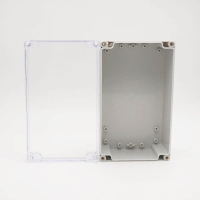 Wholesale 200*120*75mm Clear Plastic Enclosures For Electronics from china suppliers
