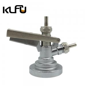 Wholesale S type CE Approved Weight 1.68kg Beer Keg Coupler With Relieve Valve from china suppliers