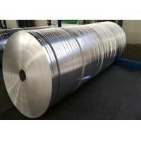 Wholesale Silver Hot Rolling Aluminium Strips For Heat Sink , Width 12mm - 1250mm from china suppliers