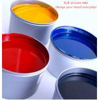 Wholesale silicone screen printing inks ,silkscreen inks, pad printing ink, two-part silicone inks from china suppliers