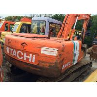 Wholesale Japan Hitachi Ex120 Second Hand Excavators , Long Reach ExcavatorYear 1994 from china suppliers