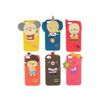 China iPhone 5 / 5G / 5S Silicone Cell Phone Cases Romane III Nontoxic on sale