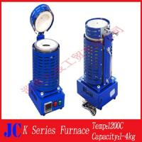 Buy cheap JC-K Series Copper Melting Furnace for Melting Aluminium from wholesalers