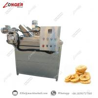Wholesale Banana Chips Frying Machine|Commercial Banana Chips Frying Machine|Industrial Banana Chips Fryer Equipment|Fryer from china suppliers