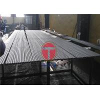 Buy cheap ASME SA-556M Seamless Steel Tubes For High Pressure Feedwater Heater from wholesalers