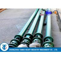 Wholesale 10T/H Fertilizer Belt Conveyor / Screw Conveyor with Reliable Connection from china suppliers