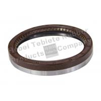 Wholesale -40℃~300℃ Rear Wheel Grease Seals Brown Color NBR Viton Material from china suppliers