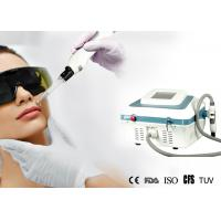 China Painless Picosecond Laser Tattoo Removal Machine With Red Light Guider for sale