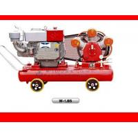 Wholesale 11kw / 15HP Mining Air Compressor , Piston Mobile Air Compressors from china suppliers