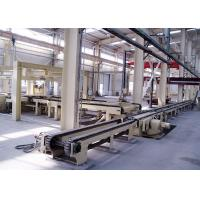 Wholesale Hollow Fly Ash Precast Concrete Slab Making Machine For Wall / Roof Building from china suppliers