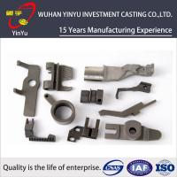 Wholesale Industrial Sewing Machine Parts Looper By Lost Wax Investment Casting Process from china suppliers