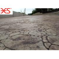 Wholesale Antique Effect Stamped Concrete Surface Hardener With 96% Solid Content from china suppliers