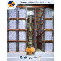 Wholesale Large Scale Drive In Pallet Racking for Warehouse Application With 10 Years Warranty from china suppliers