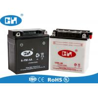 Wholesale High Capacity 5Ah 12v Lead Acid Battery Conventional Dry Cell Charged 1.35KG from china suppliers