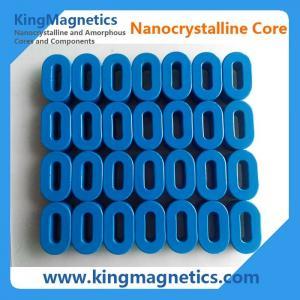 Best Custom oval shape amorphous nanocrystalline core for common mode choke wholesale