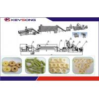 Wholesale Rice Wheat Extrusion Snacks Making Machine Extruder Fully Automatic High Performance from china suppliers