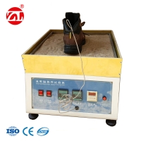 Wholesale 150 °C Shoe Material High Temperature Insulation Tester EN ISO 20344 from china suppliers