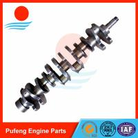 Wholesale crankshaft for excavator 6BD1T OEM 1123104370 for DOOSAN DAEWOO excavator DH220-5 from china suppliers