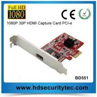 Wholesale Video Capture Card HD Elgato Game Capture Card for HD Video Audio To PCI-e from china suppliers