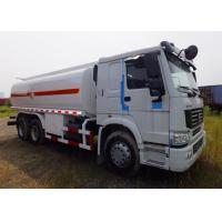 Wholesale 6x4 12000L Gasline Diesel Mobile Refueling Truck / Refuel Oil Tanker Truck from china suppliers