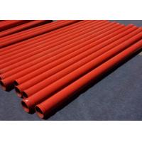 Wholesale Most popular 4.5mm Seamless St52 Concrete pump pipe concrete delivery pipe concrete conveying pipe from china suppliers