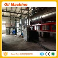 Wholesale 200-600 TPD sesame seed oil production high quality edible oil refinery from china suppliers