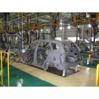 Wholesale Production Assembly Line In Automotive Industry , Car Manufacturing Assembly Line from china suppliers
