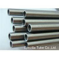 Wholesale TP316Ti Stainless Steel Heat Exchanger Tube SS Seamless Pipes UNS S31635 WNR 1.4571 from china suppliers