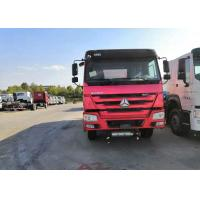 10 Tons 4 * 2 Light Duty Dump Truck , Diesel Fuel Delivery Truck With High Safety for sale