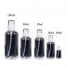 Buy cheap 10ml,30ml,50ml,60ml,100ml PE empty bottle with pump sprayer, Wholesale plastic from wholesalers