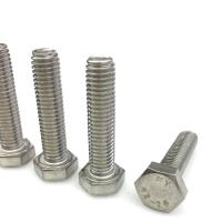 Wholesale Polished Galvanized Stud Bolts , 316 Stainless Steel Lag Bolts Size M3-M36 from china suppliers