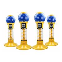 China Gashapon Toy Arcade Prize Machines / Prize Ball Machine Metal Material for sale