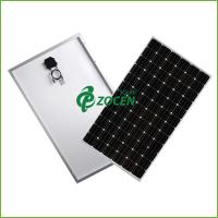 Best 210Watt Safety Solar Panel 6 x 9 Matrix 54pcs Grade A Cells wholesale