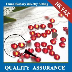 Wholesale YAX High quality flatback rhinestone factory, flat back rhinestone wholesale shop; hot selling rhinestone flatback from china suppliers